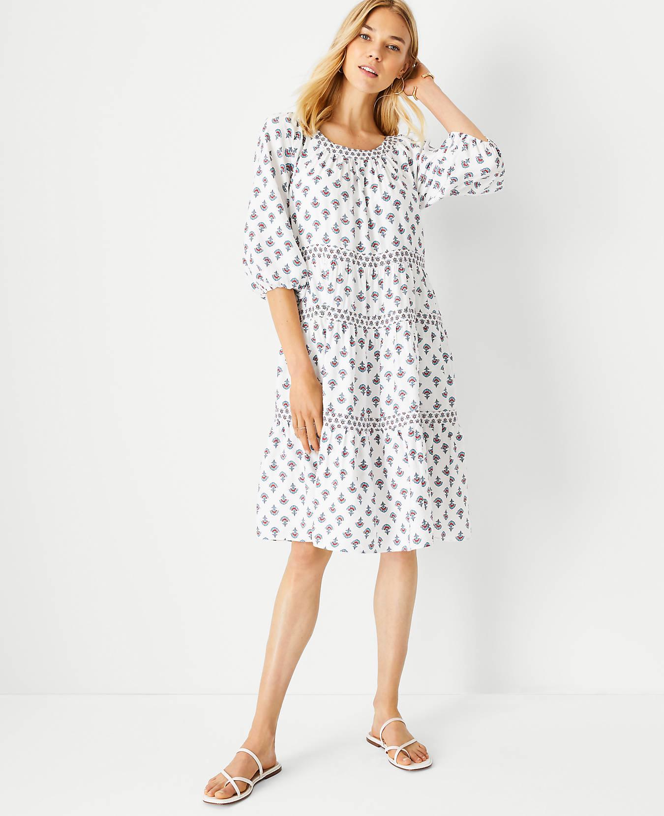 Floral Shift Dress | Recent Finds 7/2