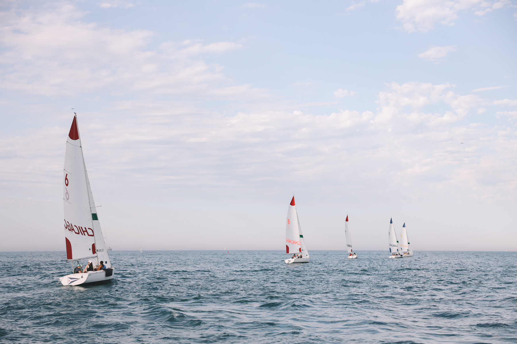 Sailing Lake Michigan in Chicago Experience with Kids