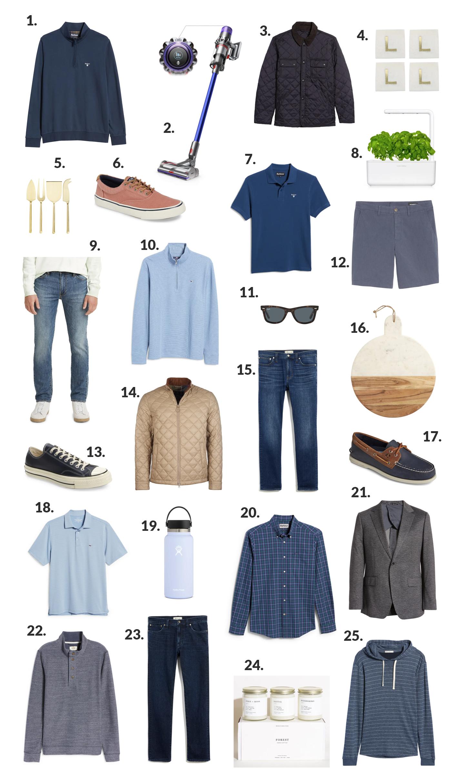 Nordstrom Anniversary Sale Guide for Men