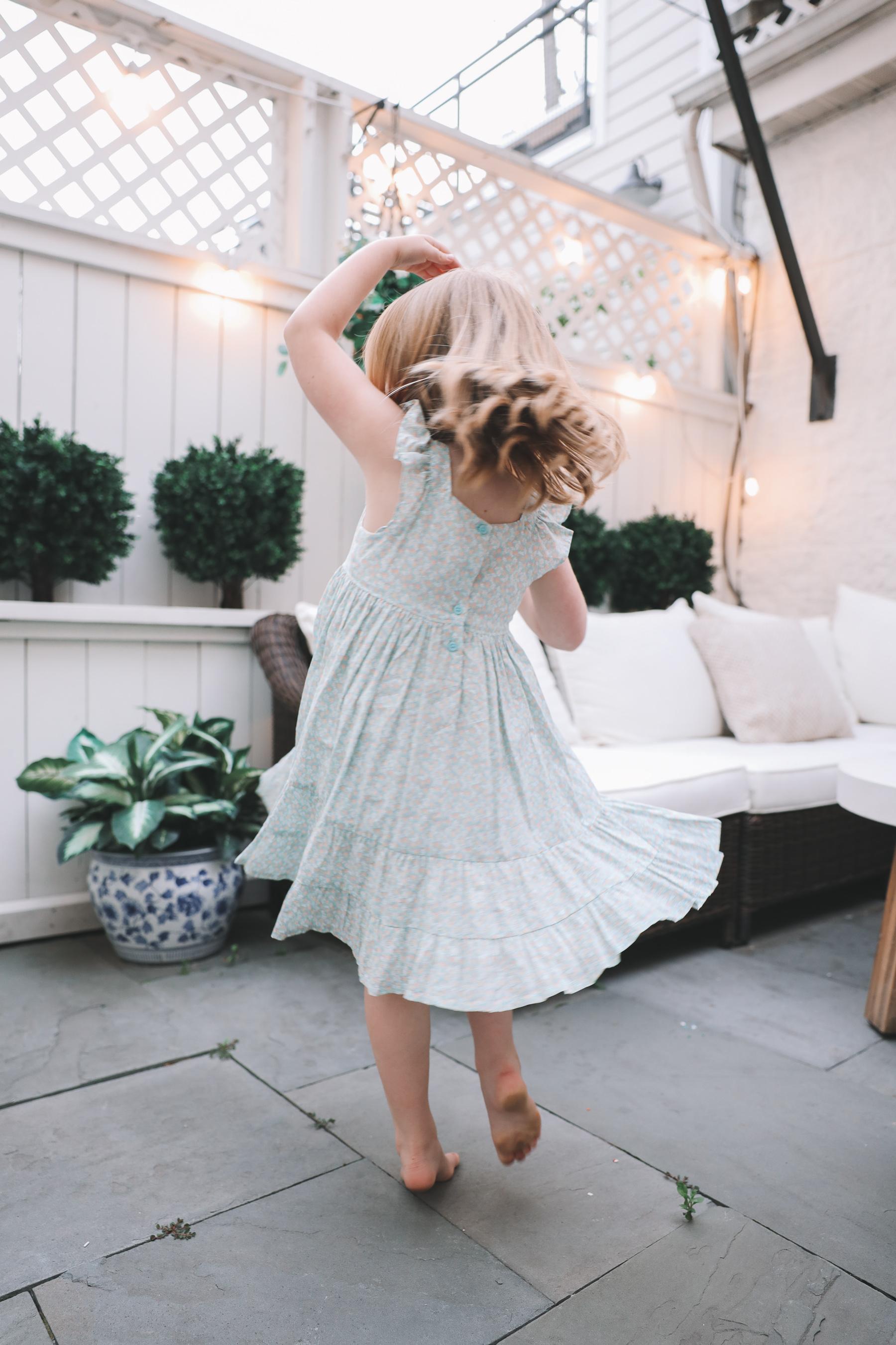 emma twirling