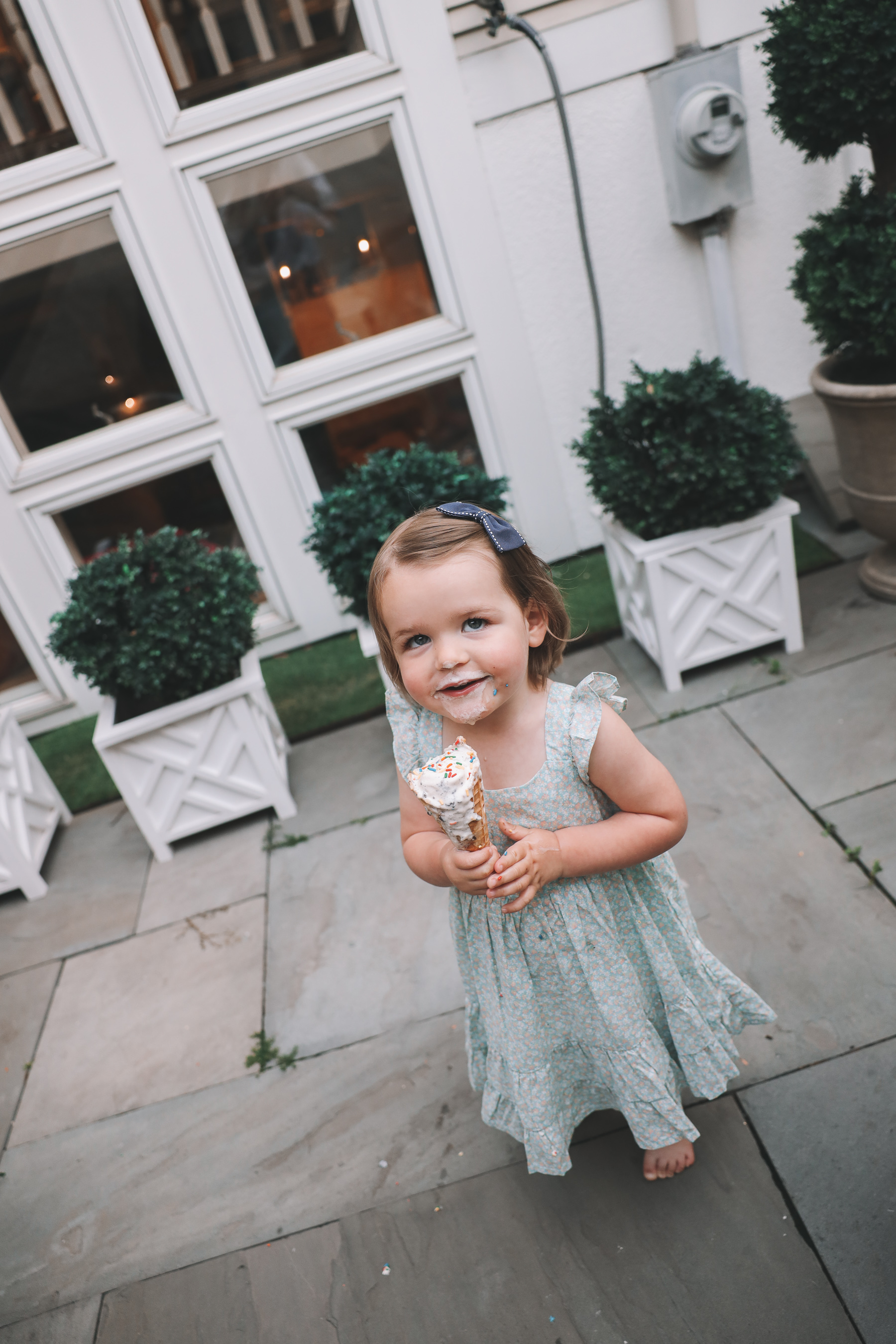 Toddler Favorite Day Ice Cream flavors