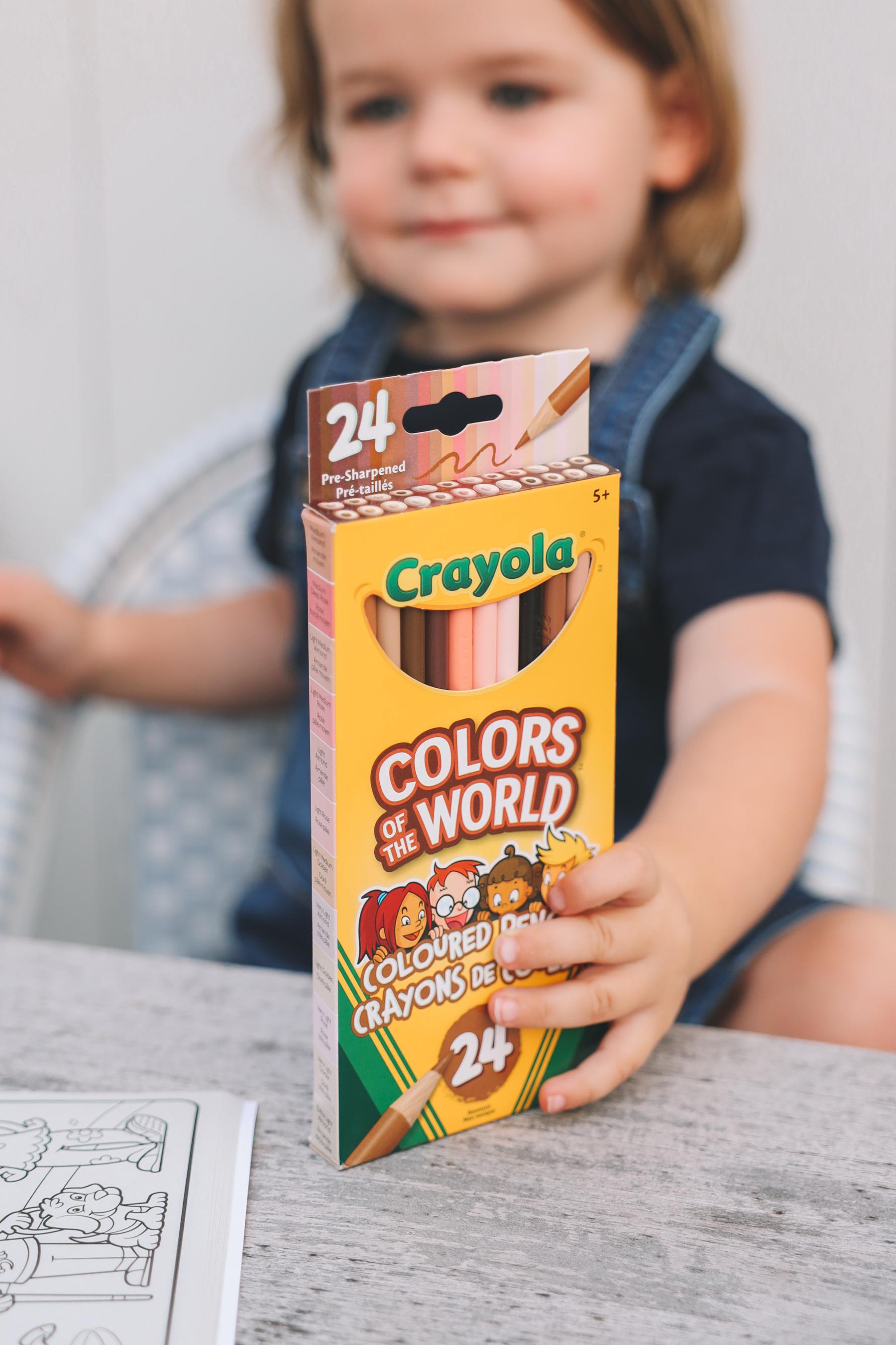 Crayola Colors of the World Walmart