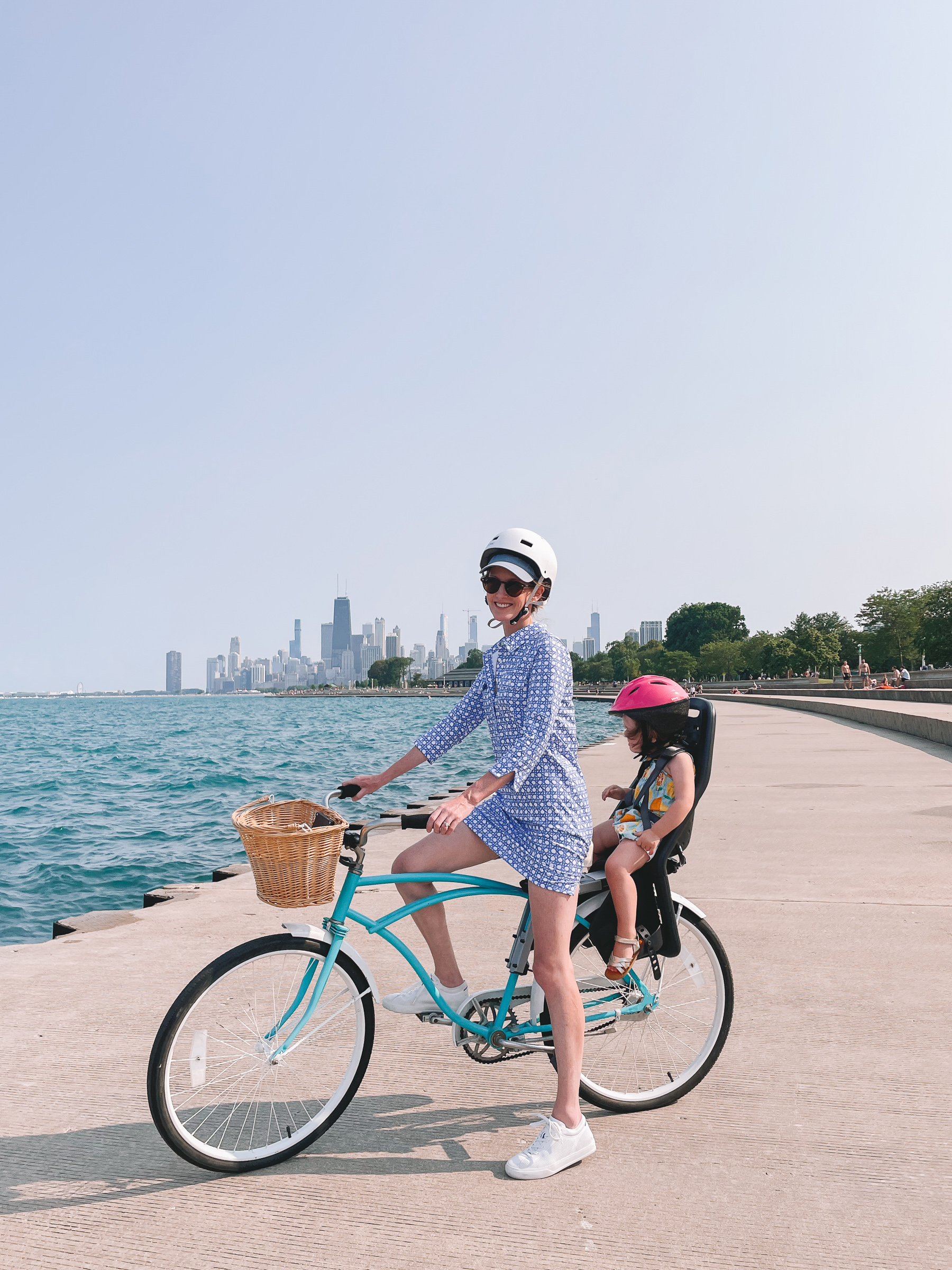 How we Bike with Kids in the City