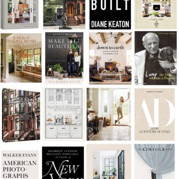 24 Neutral Coffee Table Books