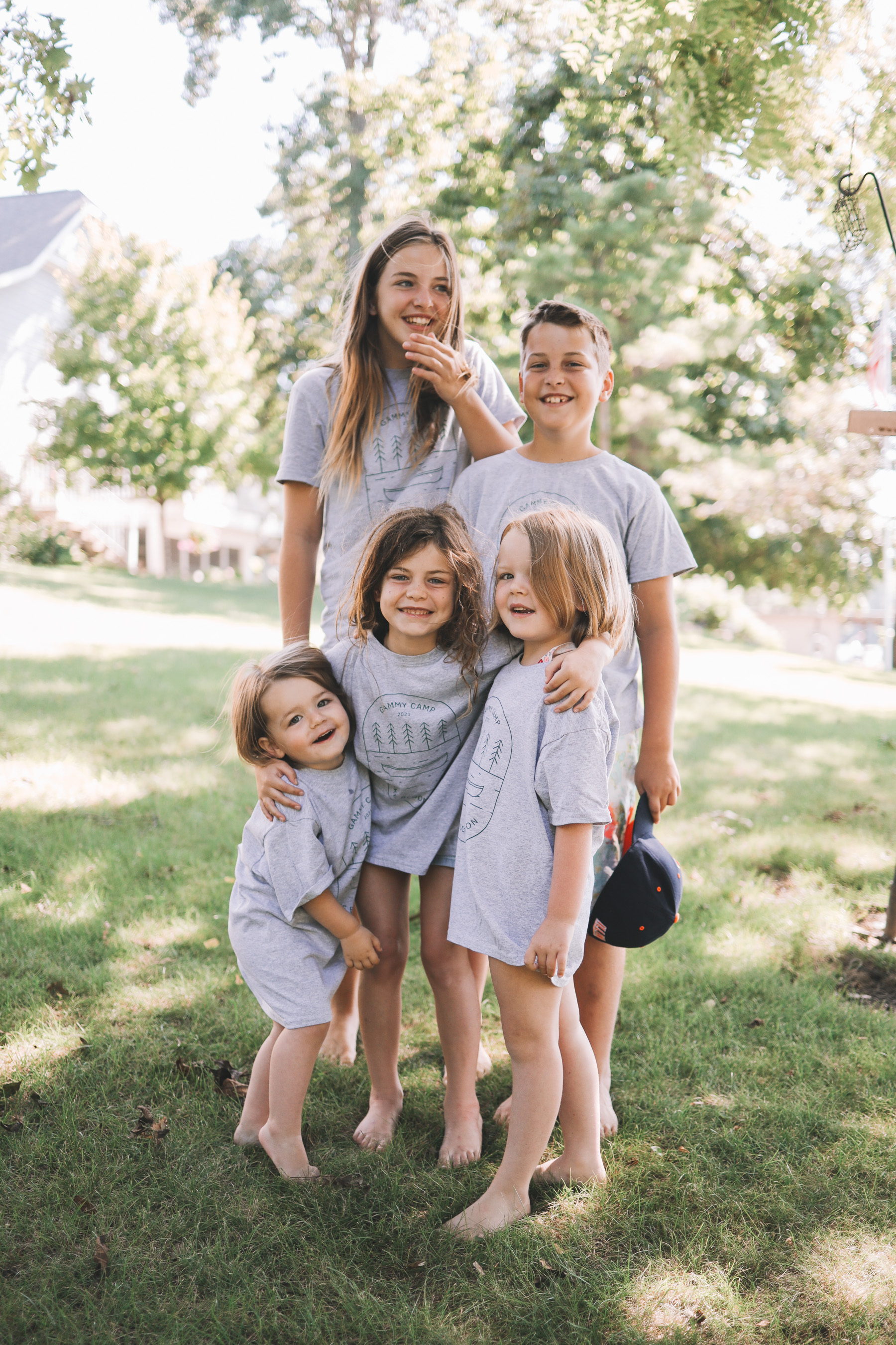 Cousins Gammy Camp 2021
