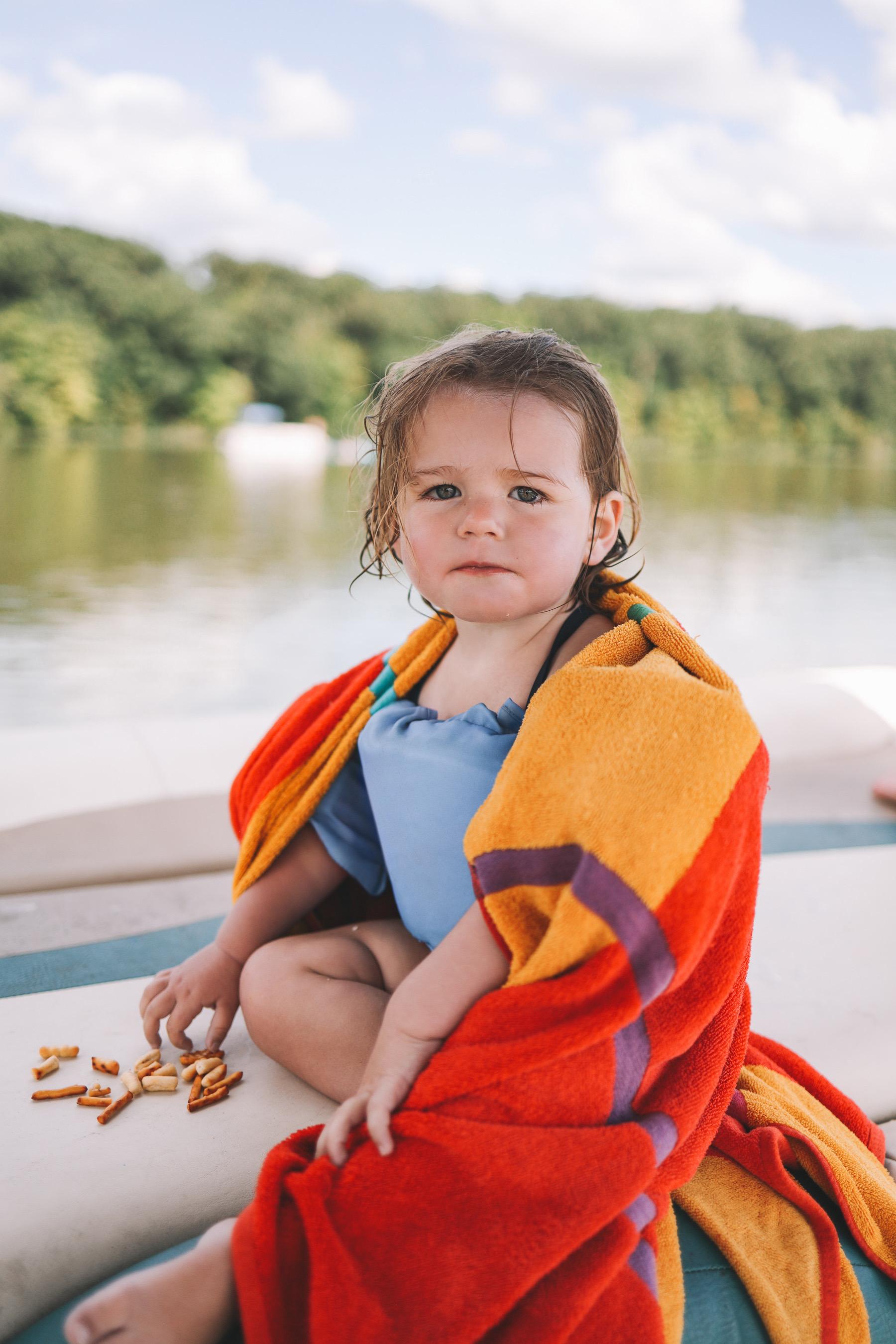 Lake Bloomington summer fun