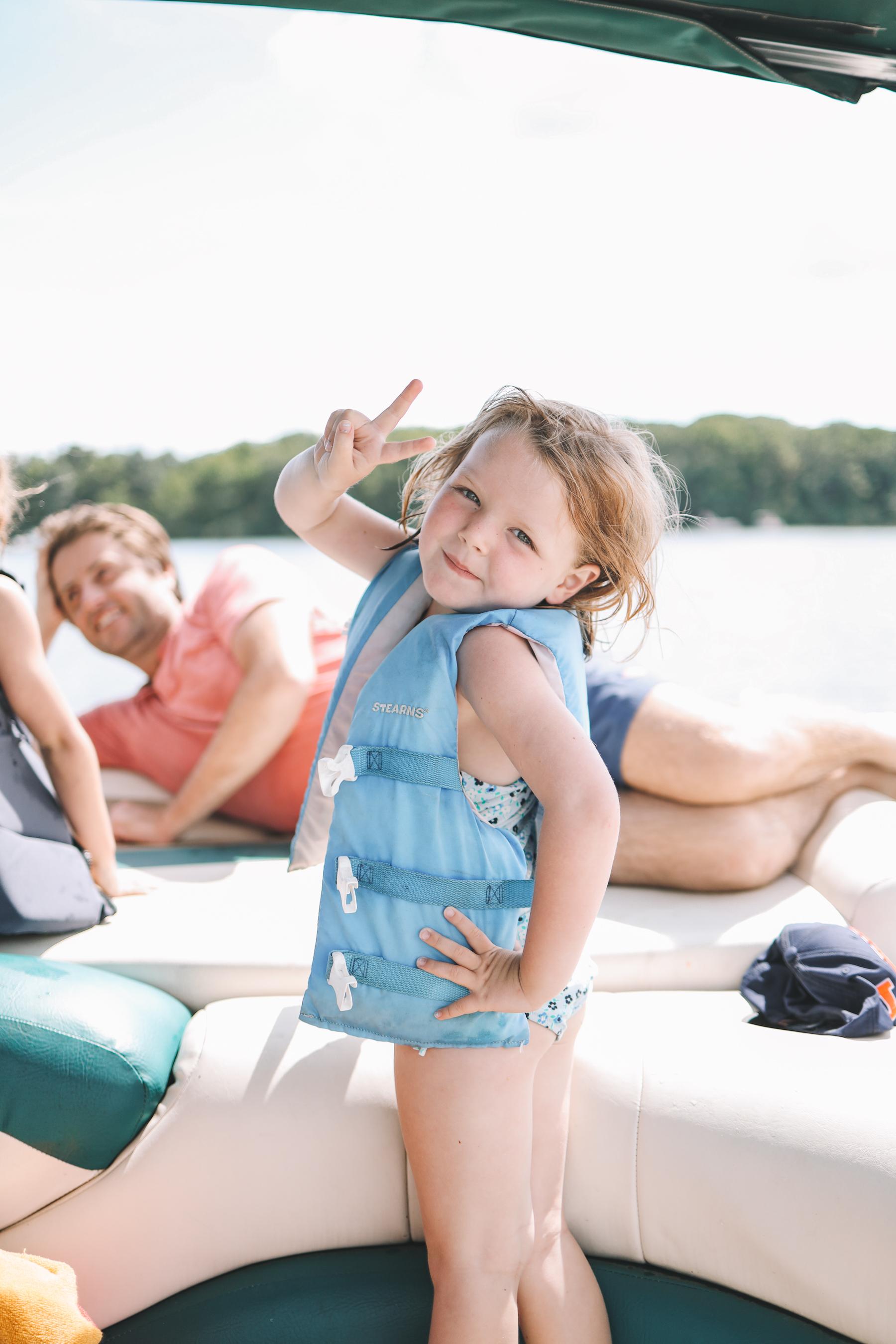 Emma summer fun