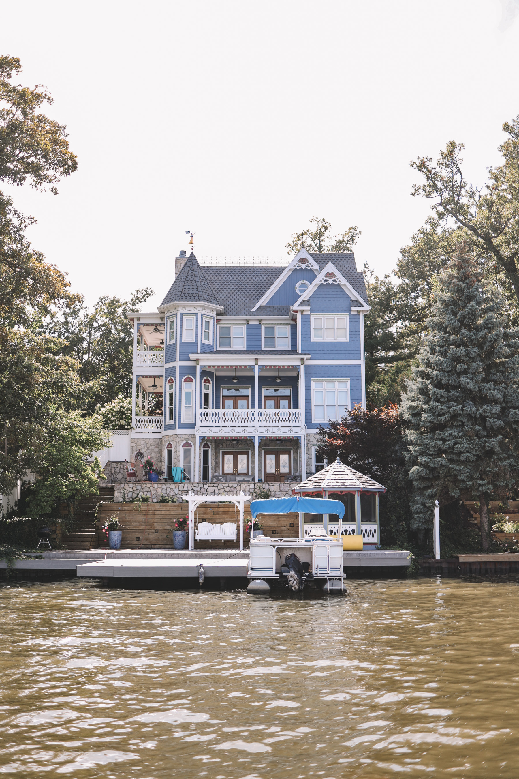 Home in Lake Bloomington