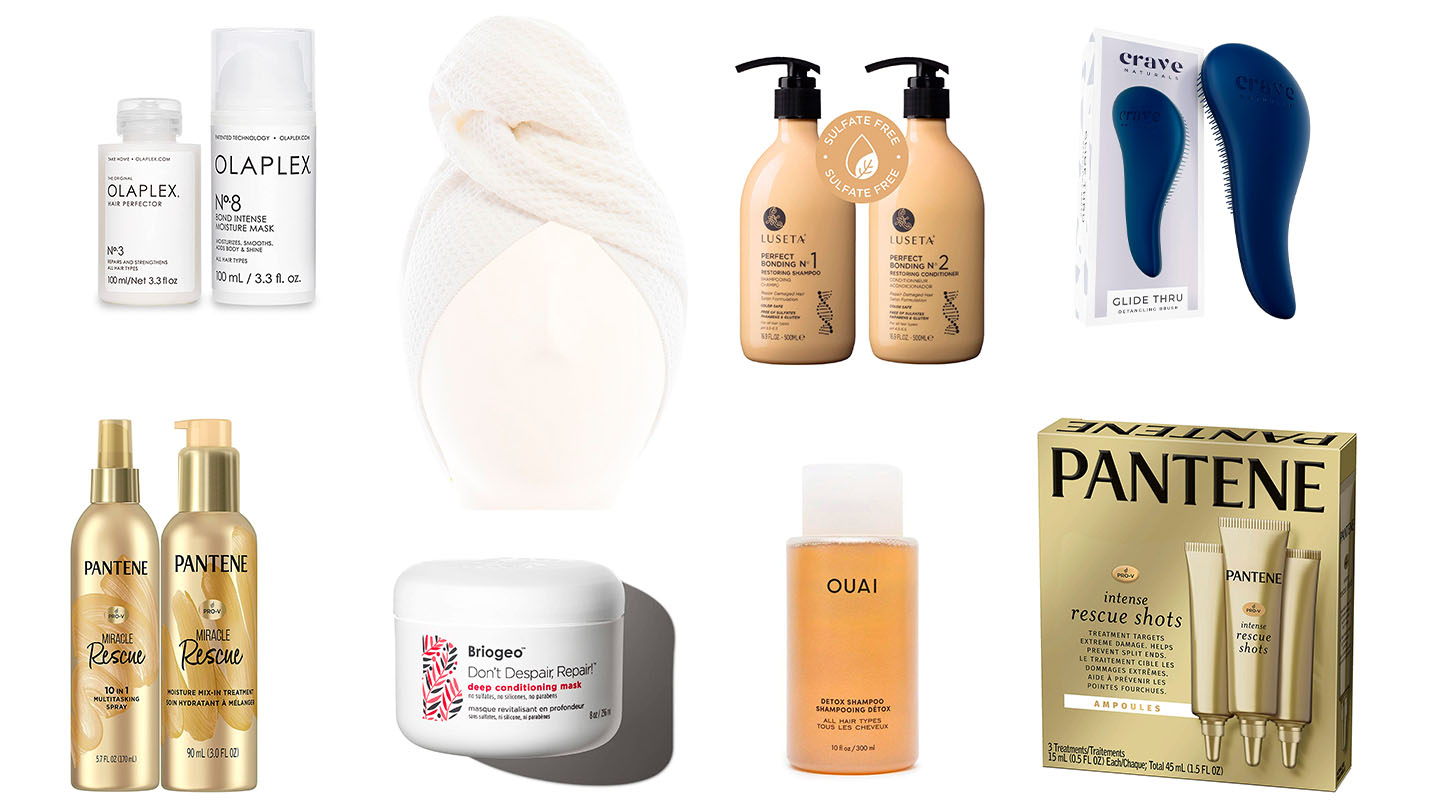 Amazon haircare products