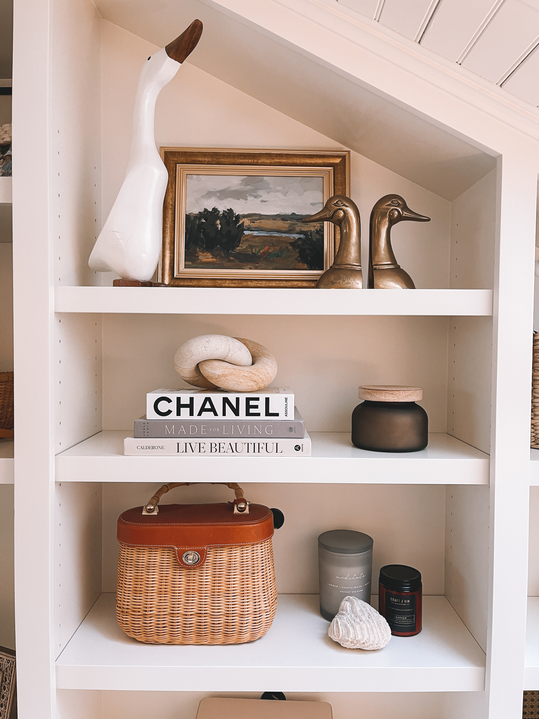 Brass Duck Bookends | 15+ Things 8/9