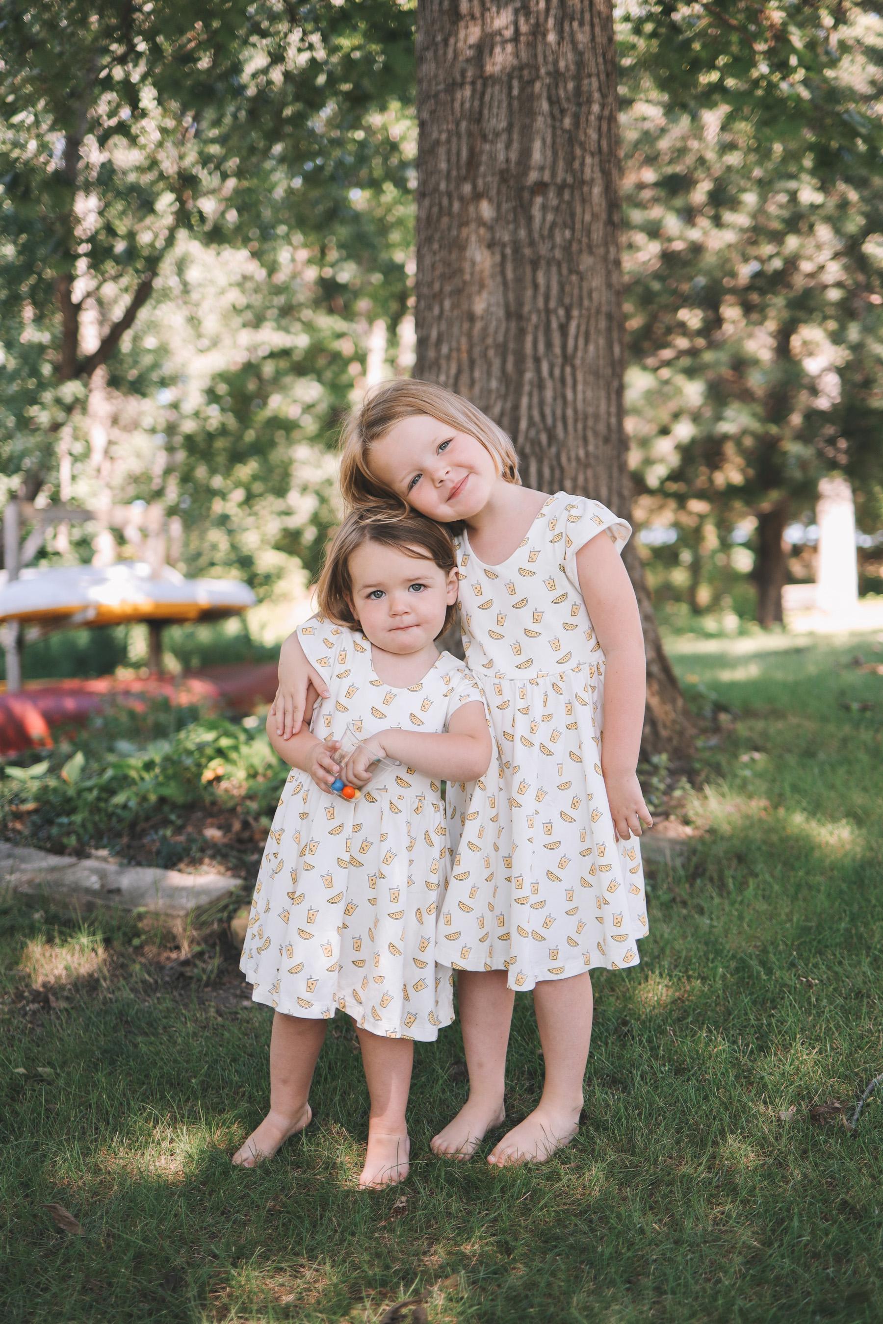 Lemon Dresses to Benefit Pediatric Cancer Research
