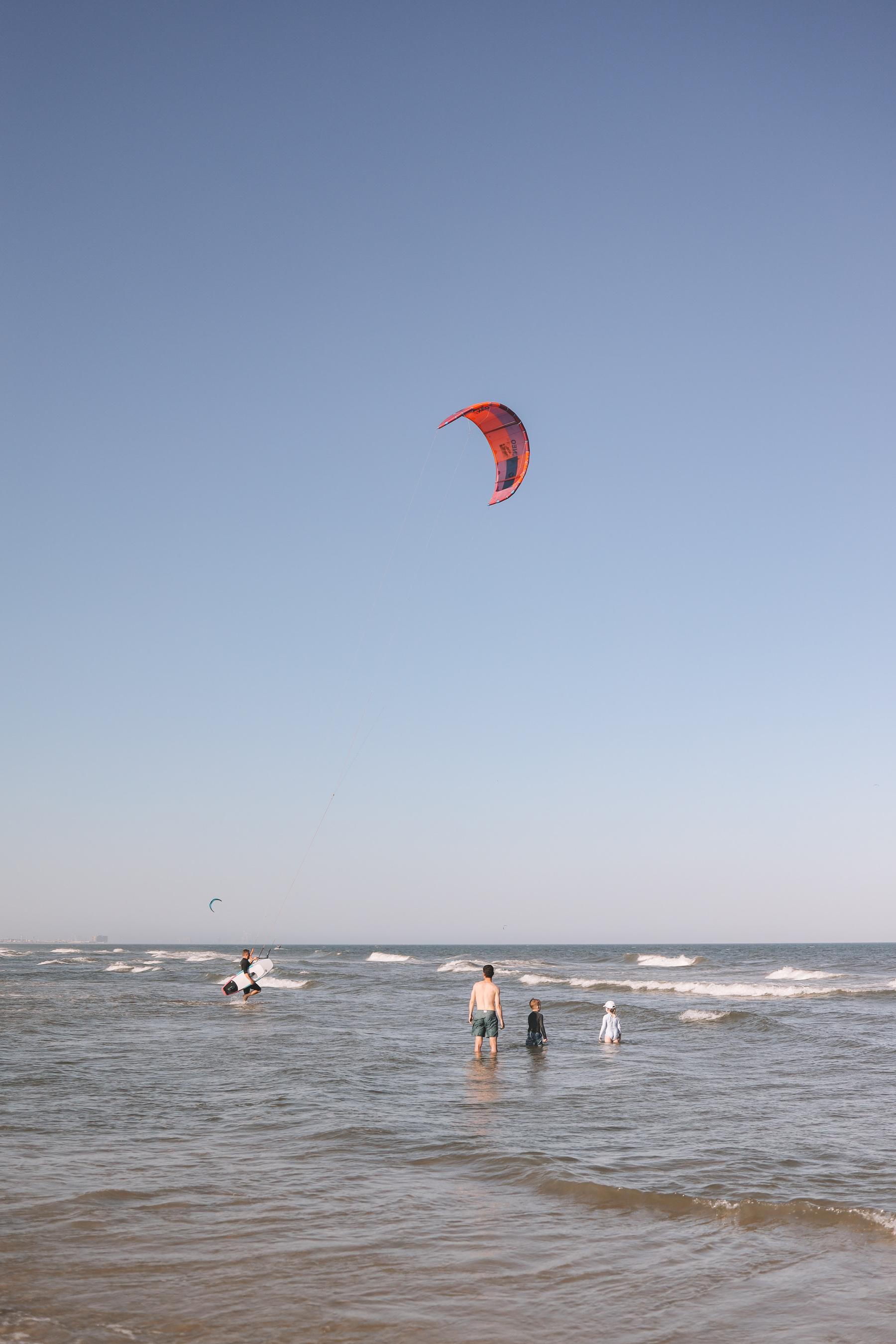 Beach activities Ocean City