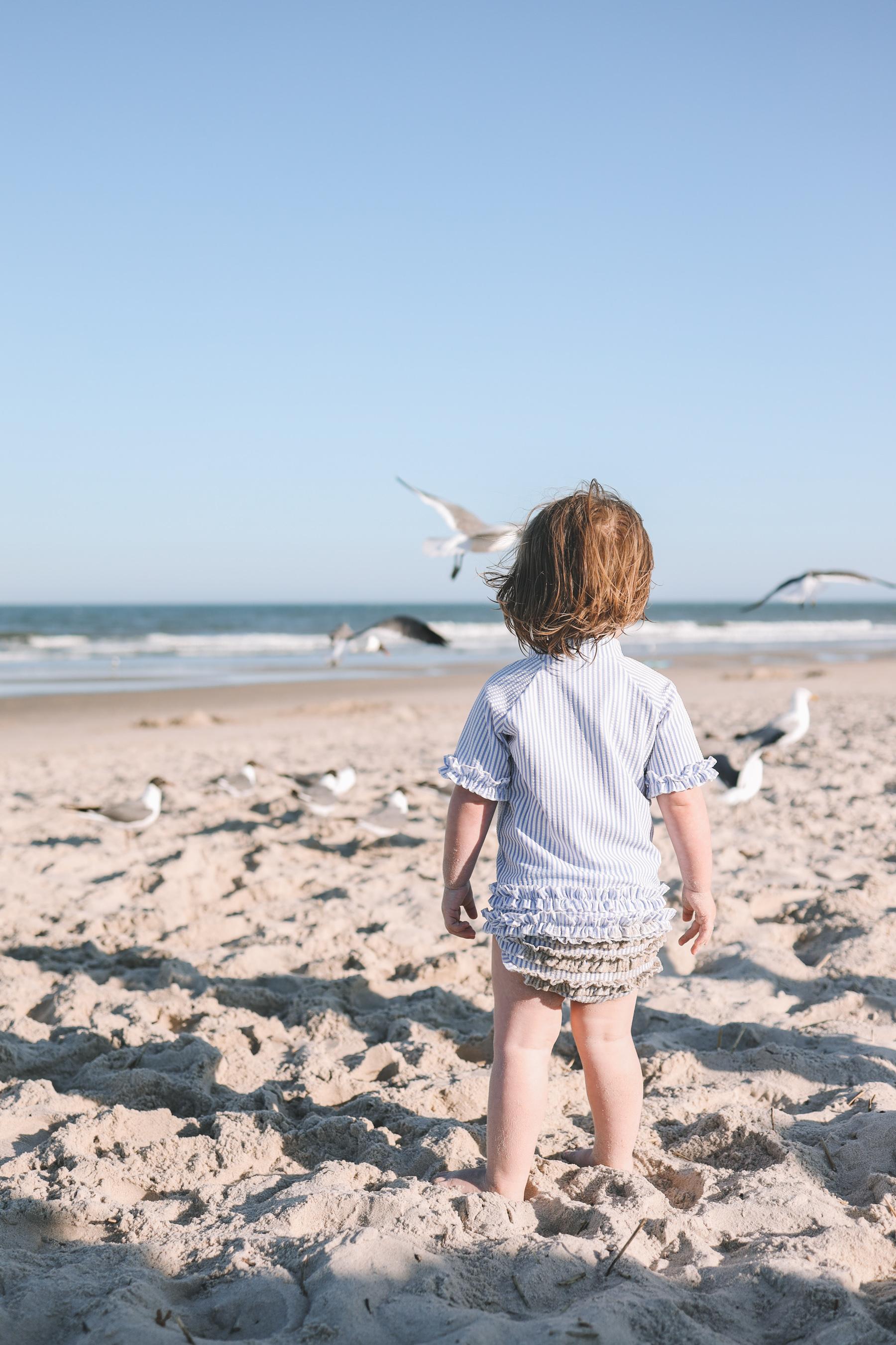 Toddler rufflebutts swimsuit