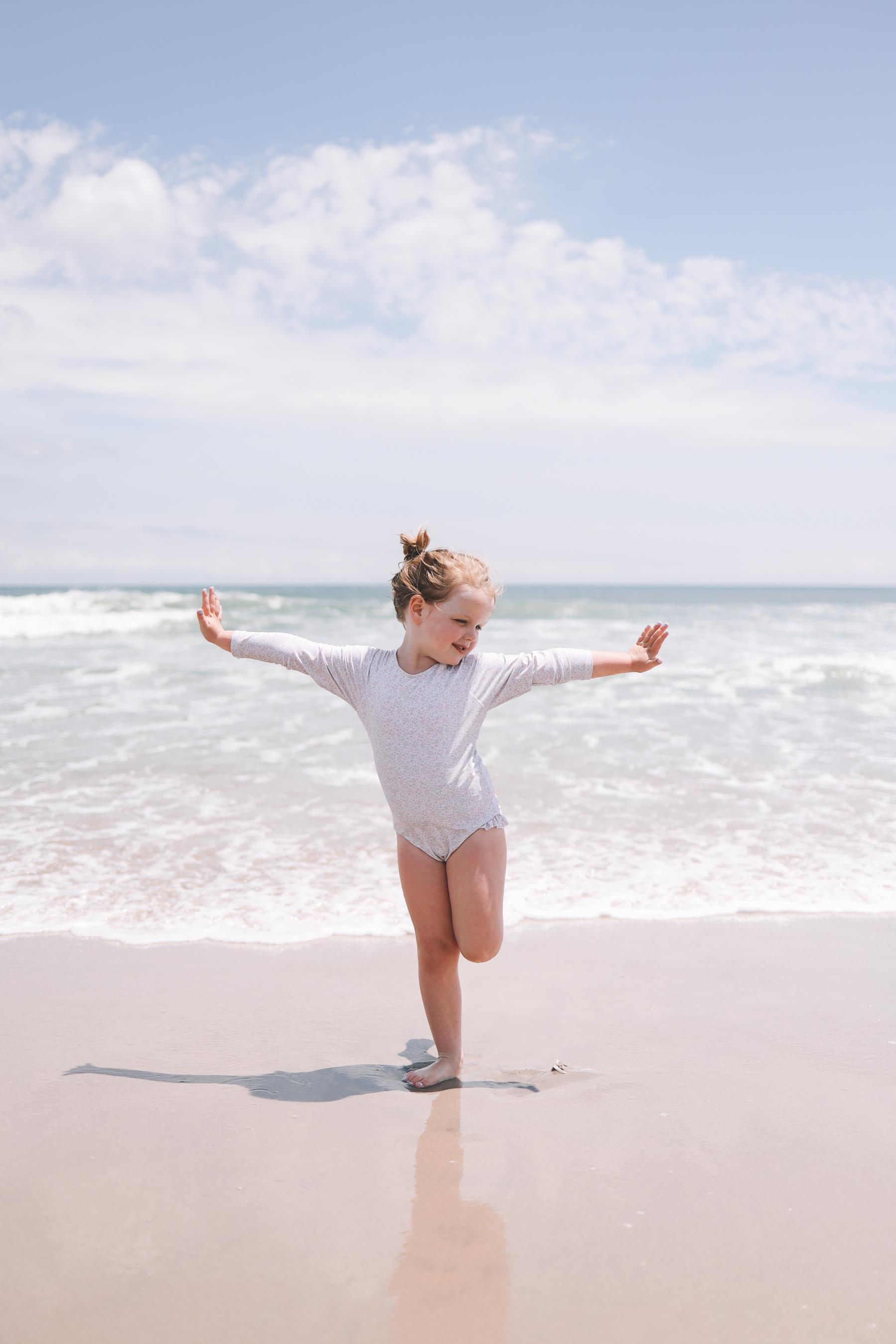 Emma Ocean City Beach Days