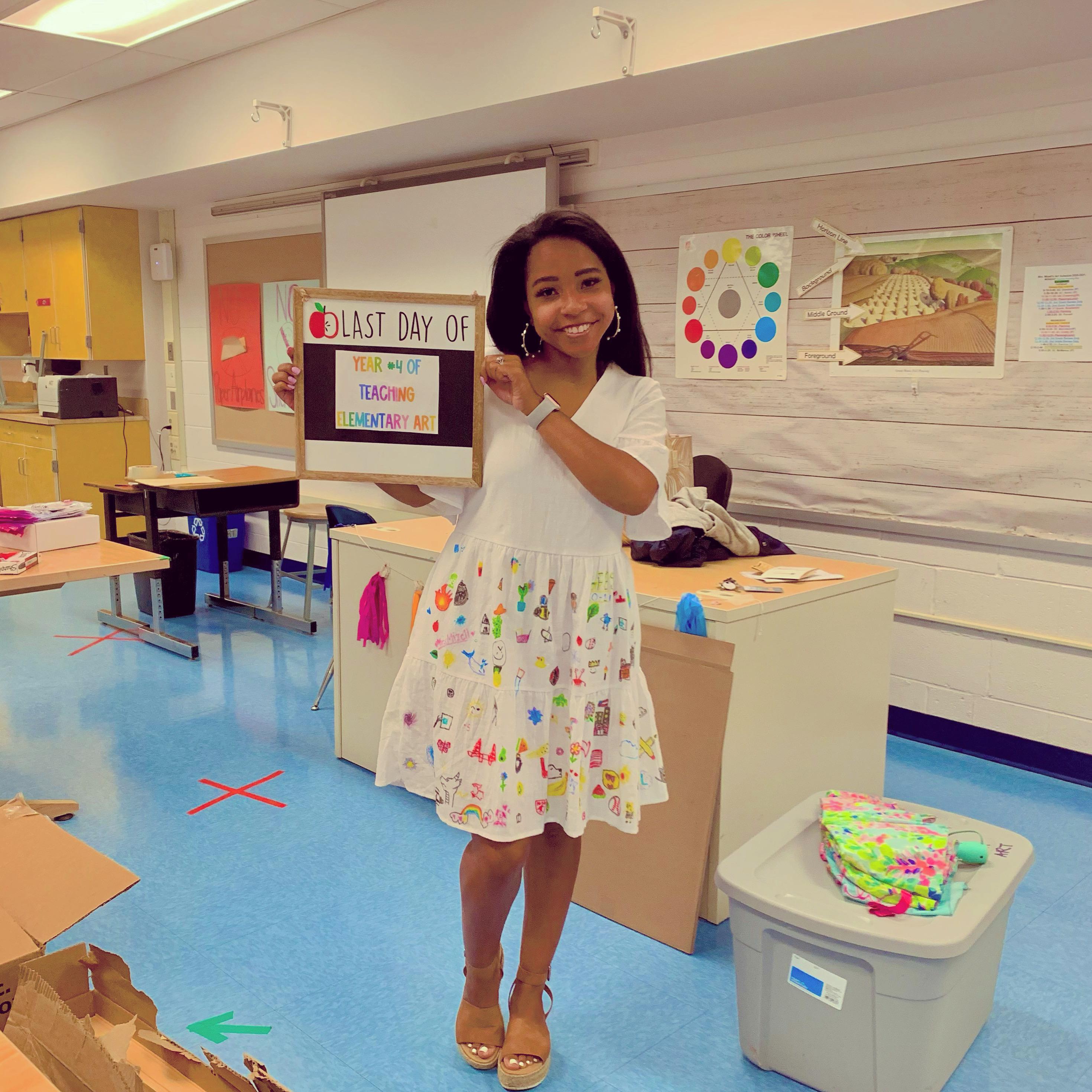 Kindergarten-6th Grade Art Teacher