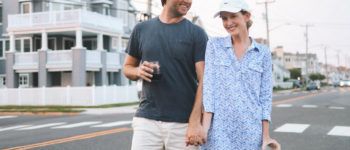 Vineyard Vines Dress and Hat | 10 Things with Mitch 8/3