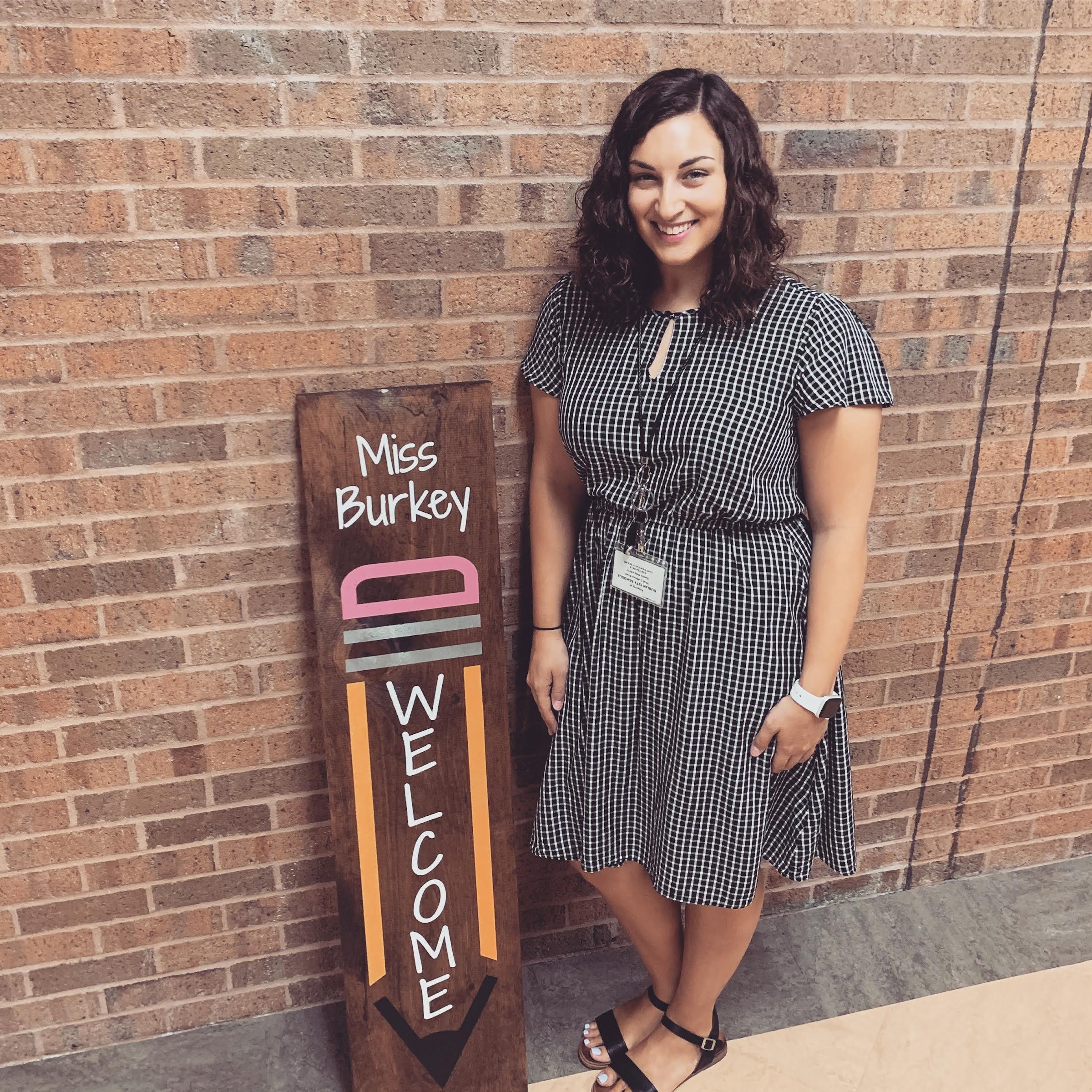 Teacher Michele