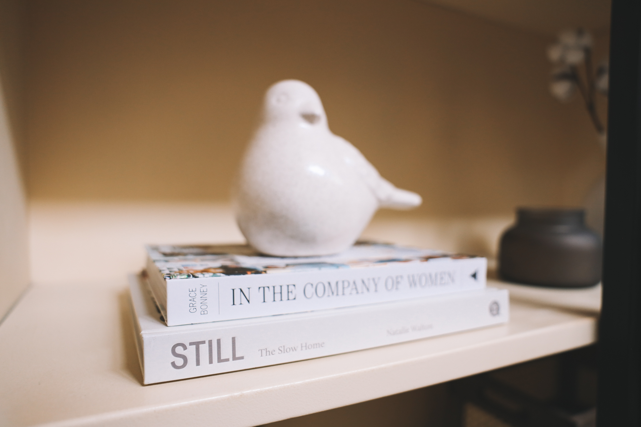 Books for Console Table