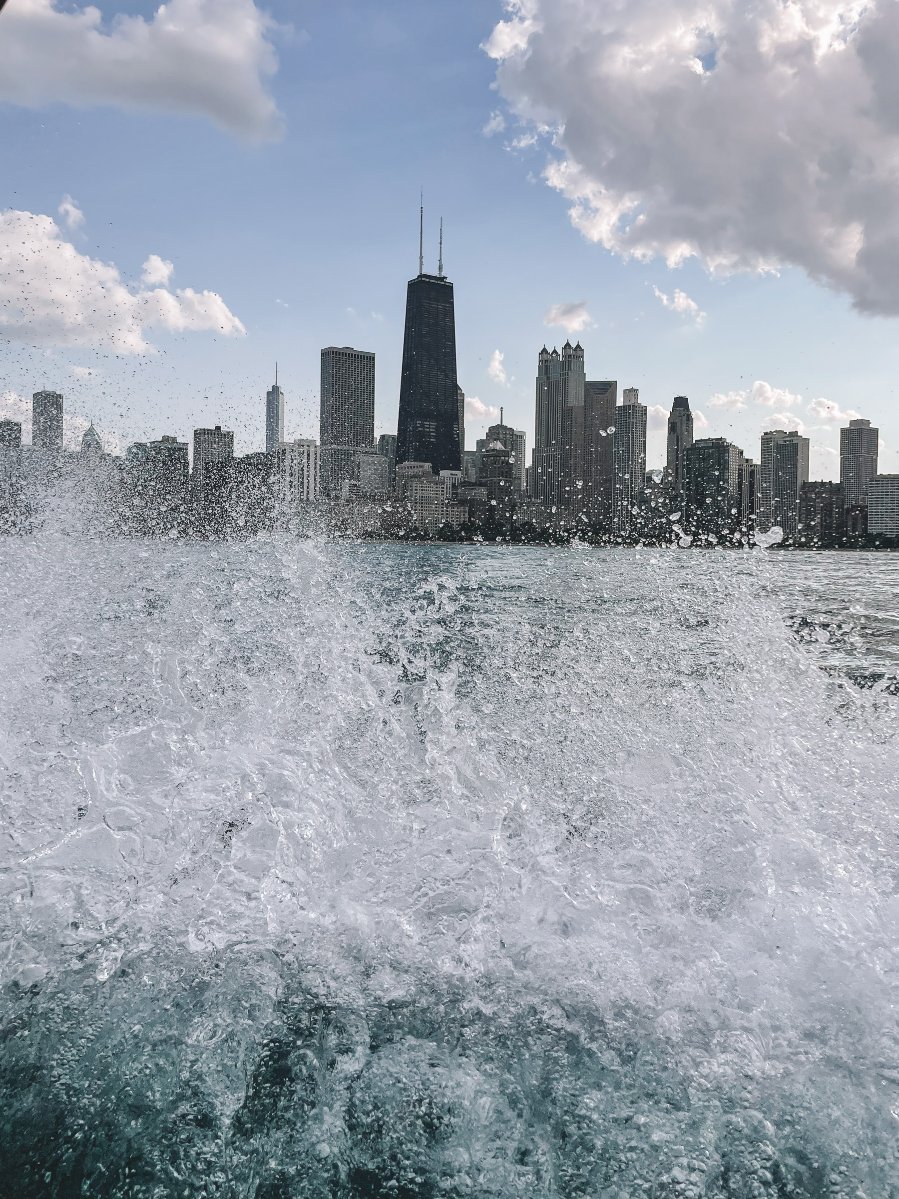Boating in Chicago