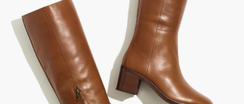 Recent Finds 9/30 - Madewell Francie Tall Boot