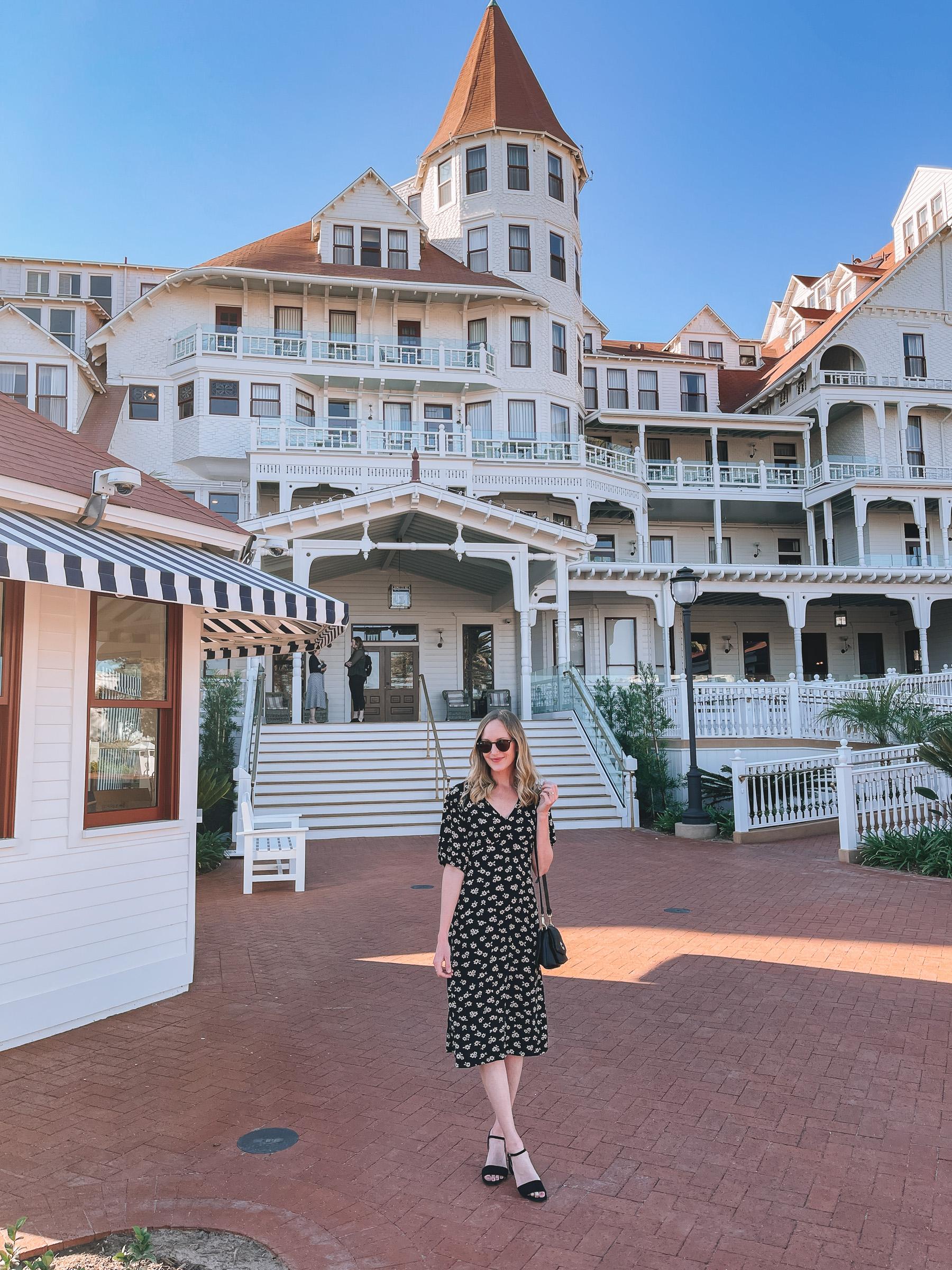 Hotel del Coronado 2021 travel