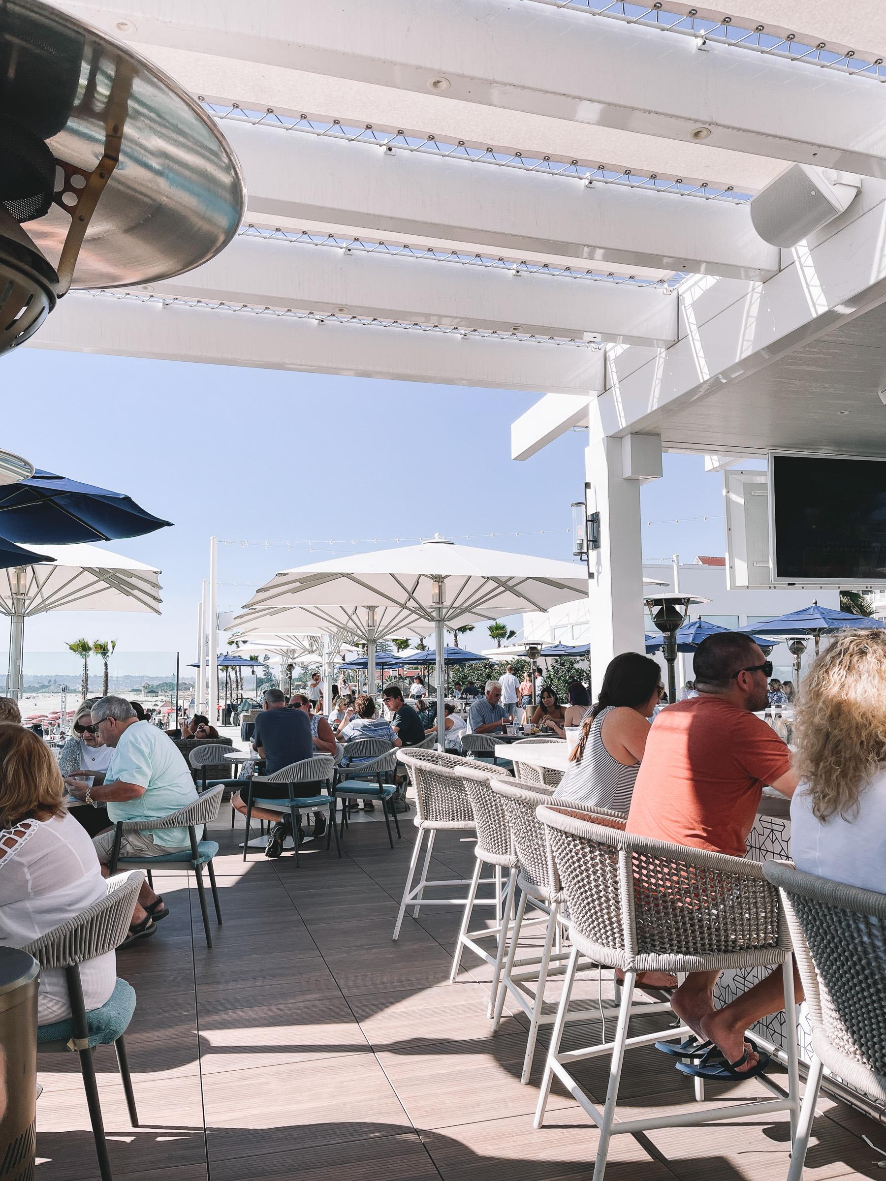Hotel del Coronado 2021 trip