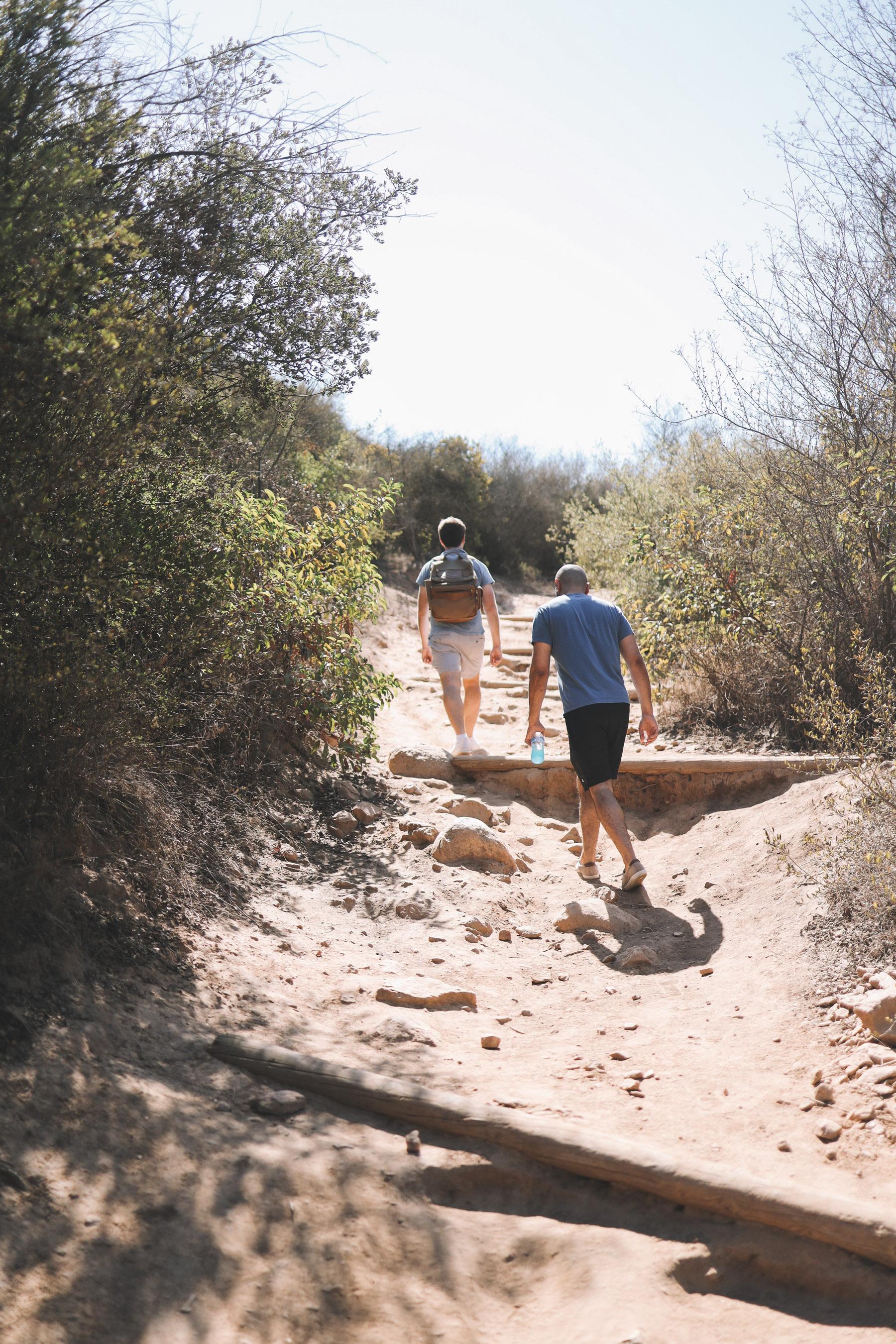 Iron Mountain Hike San Diego experience
