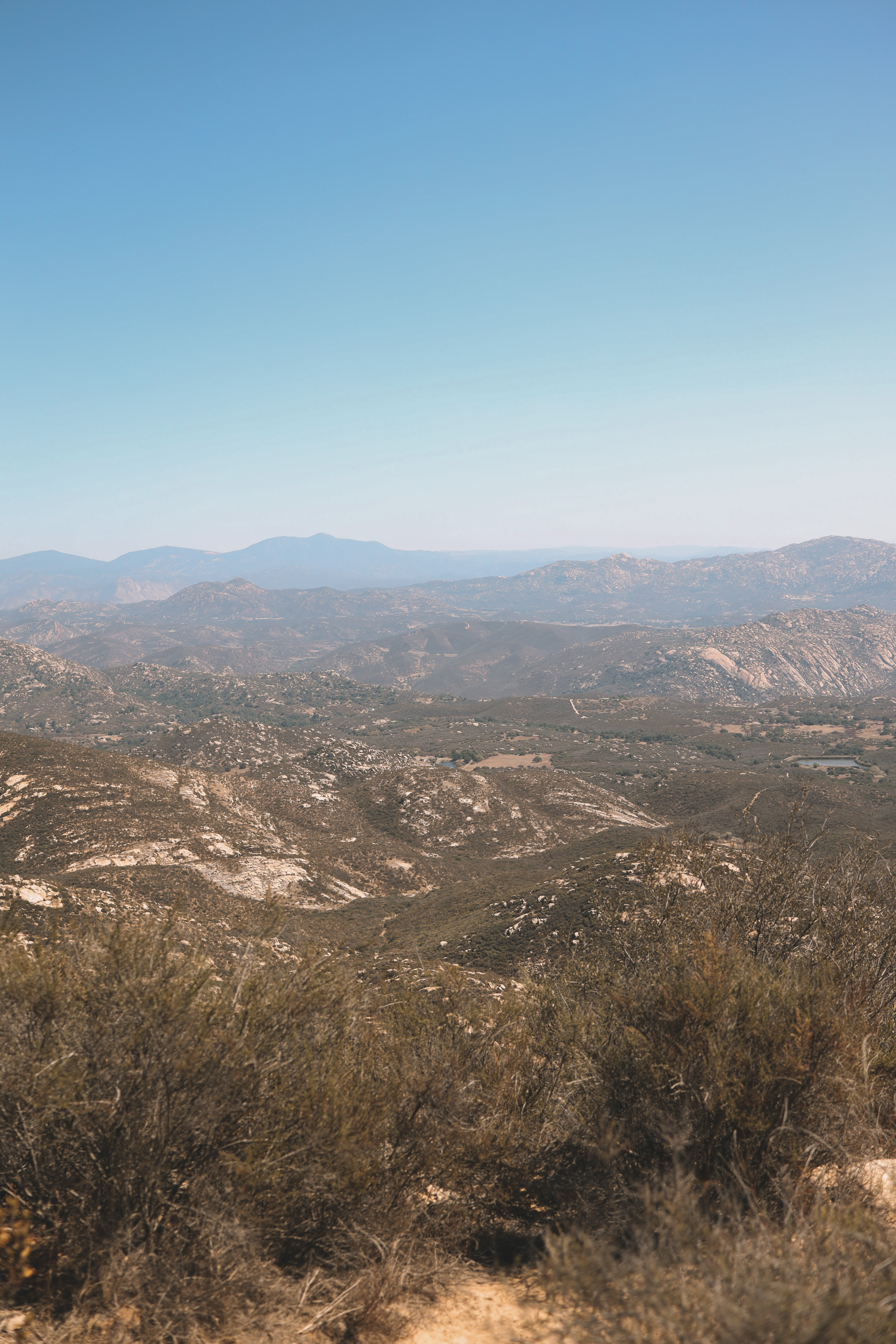 San Diego hike spots