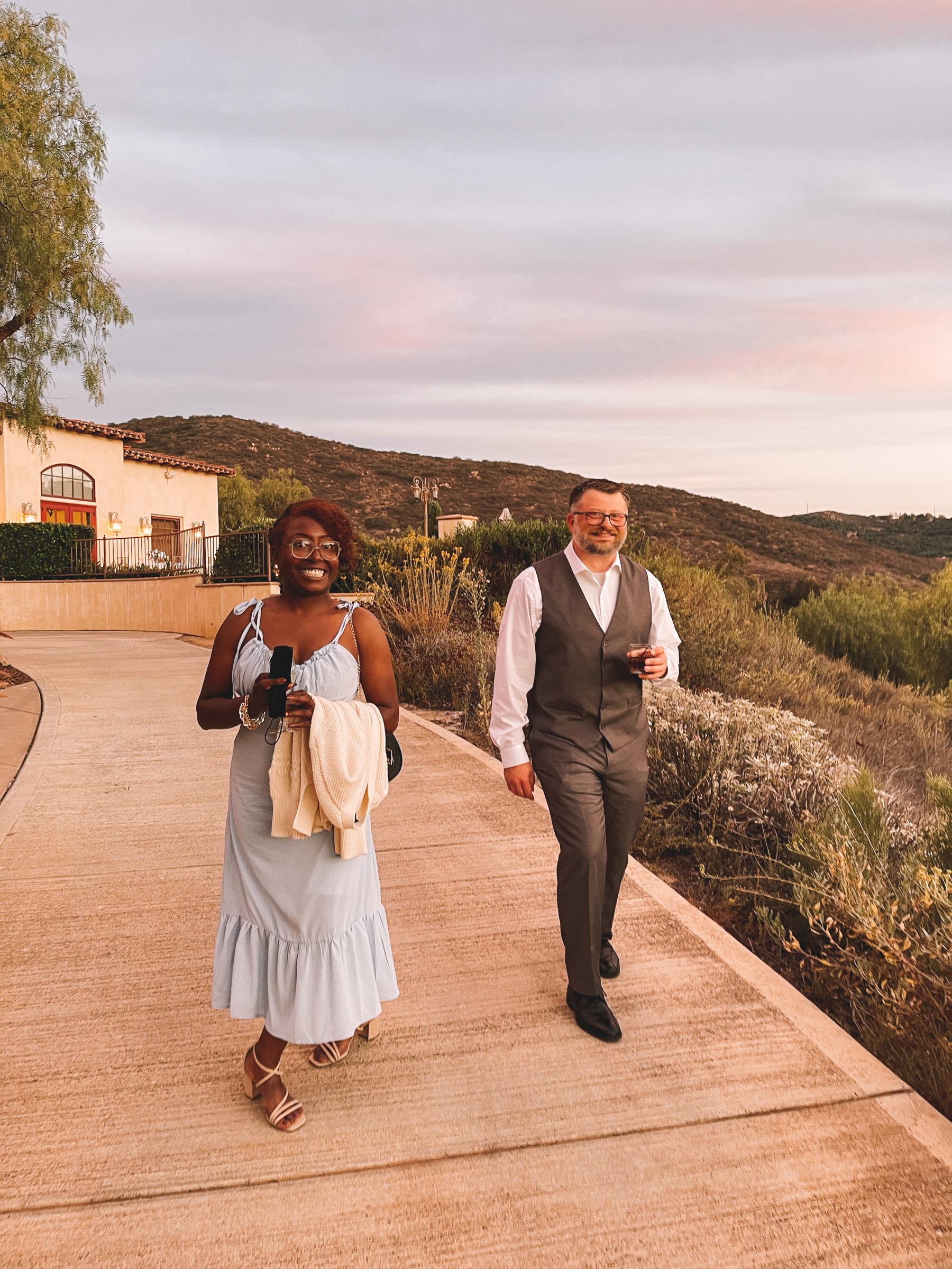 California Wedding 2021